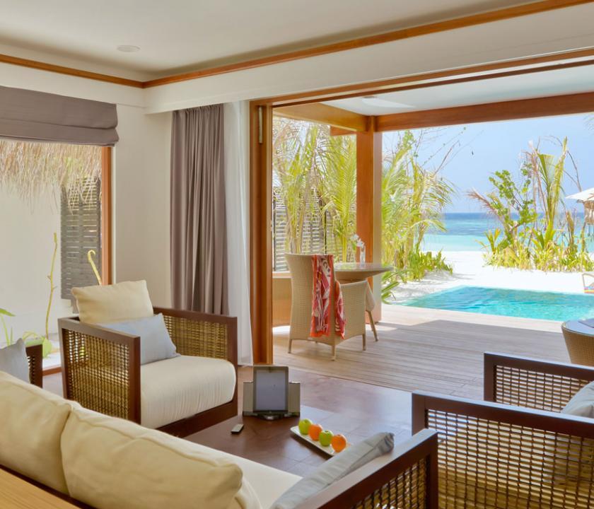Kandolhu Maldives / Duplex Pool Villa (Maldív-szigeteki utazások)