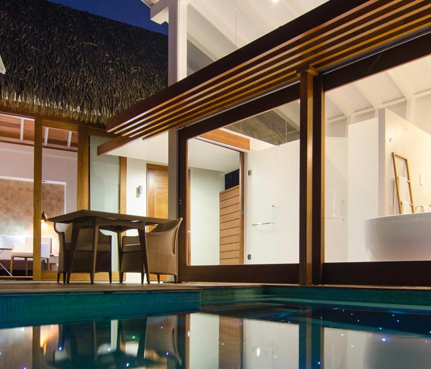 Kandolhu Maldives / Ocean Pool Villa (Maldív-szigeteki utazások)