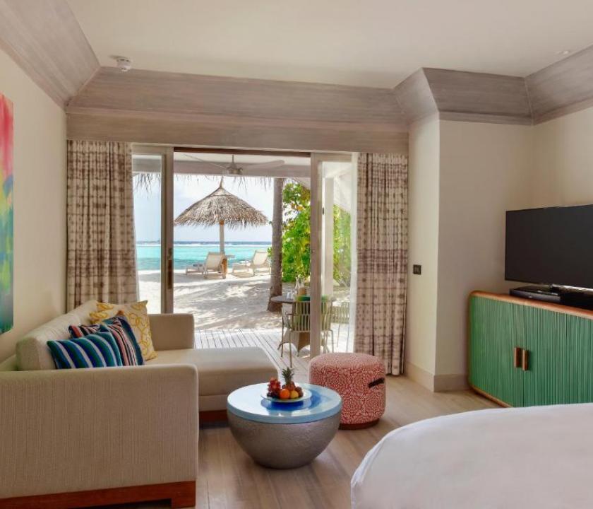Kanuhura A Sun Resort Maldives / Beach Villa (Maldív-szigeteki utazások)