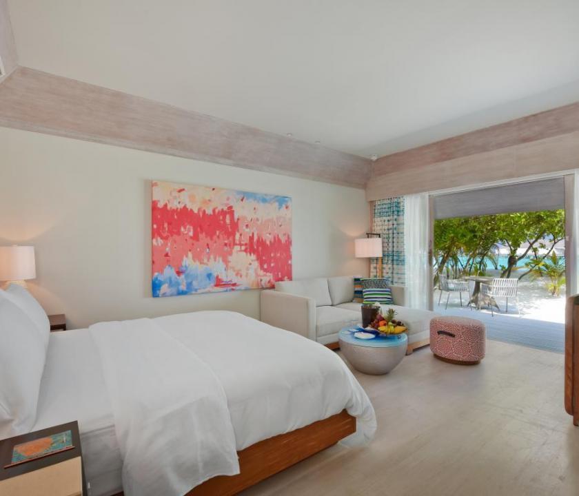 Kanuhura A Sun Resort Maldives / Grand Beach Villa (Maldív-szigeteki utazások)