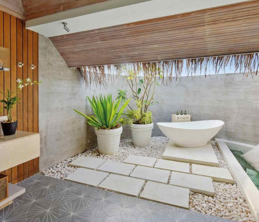 Kanuhura A Sun Resort Maldives / Water Villa (Maldív-szigeteki utazások)