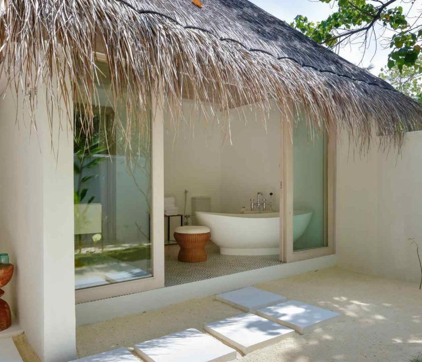 Kanuhura A Sun Resort Maldives / Retreat Beach Pool Villa (Maldív-szigeteki utazások)