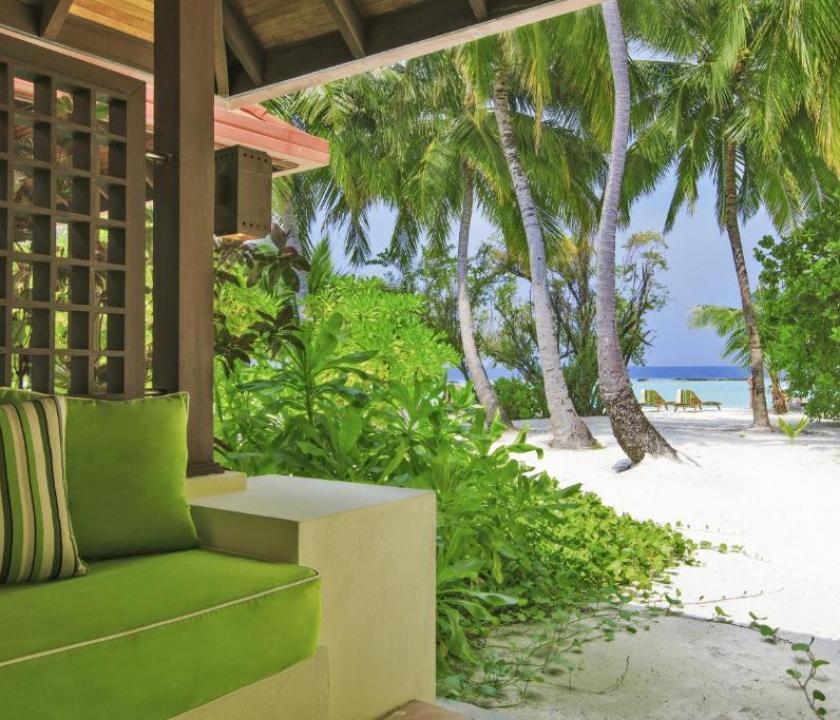 Kurumba Maldives / Deluxe Bungalow (Maldív-szigeteki utazások)