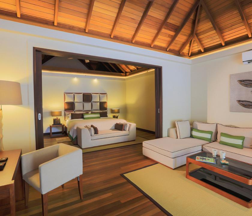 Kurumba Maldives / Deluxe Pool Villa (Maldív-szigeteki utazások)