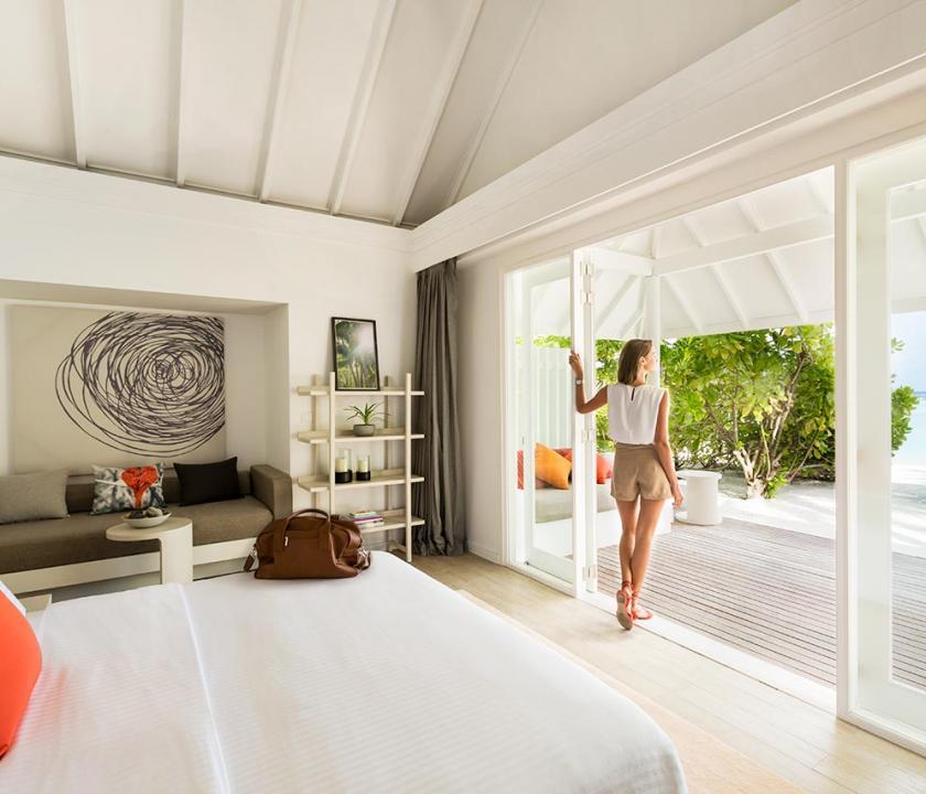 LUX* South Ari Atoll / Beach Villa (Maldív-szigeteki utazások)