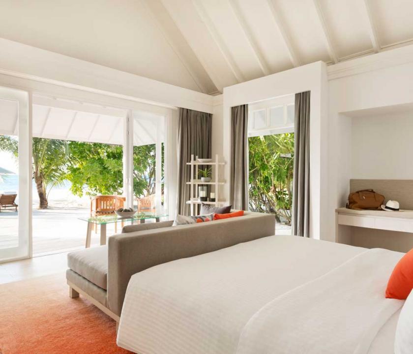 LUX* South Ari Atoll / Beach Pool Villa (Maldív-szigeteki utazások)