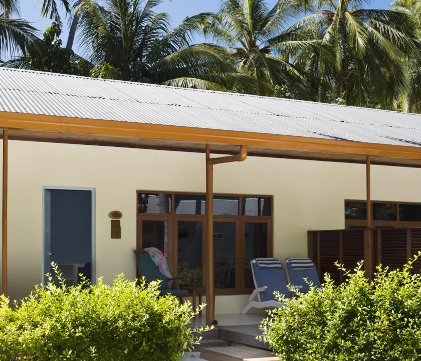 Meeru Island Resort & Spa / Garden Room (Maldív-szigeteki utazások)