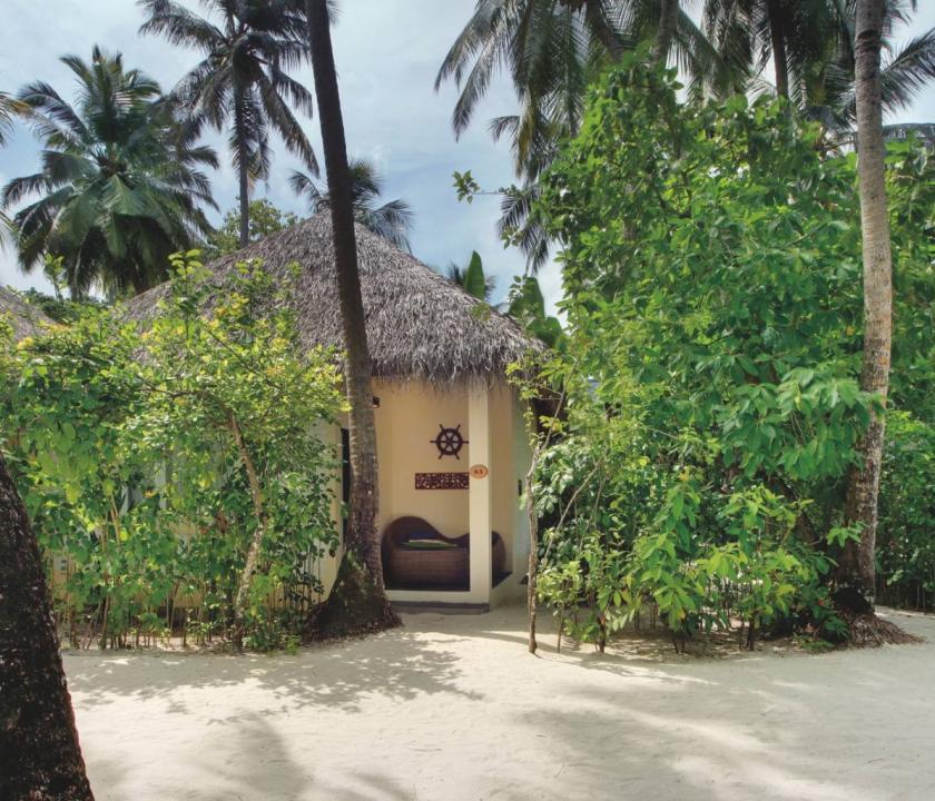 Nika Island Resort & Spa / Garden Room (Maldív-szigeteki utazások)