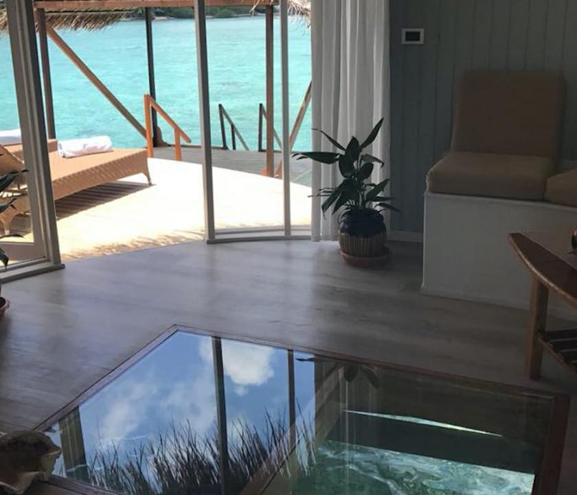 Nika Island Resort & Spa / Water Villa (Maldív-szigeteki utazások)