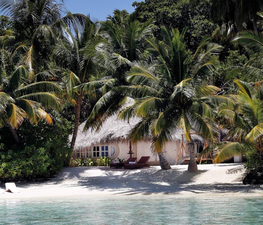 Nika Island Resort & Spa / Family Beach Villa (Maldív-szigeteki utazások)