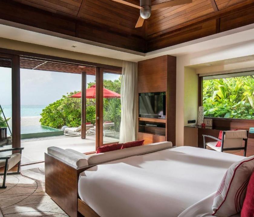 Niyama Private Islands Maldives / Beach Pool Villa (Maldív-szigeteki utazások)