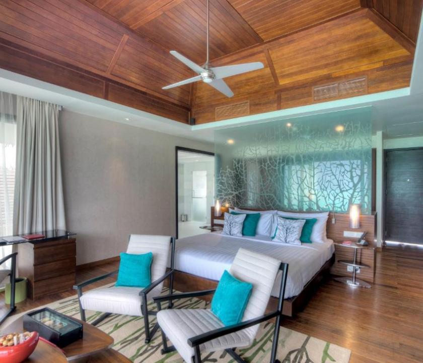 Niyama Private Islands Maldives / Water Pool Villa (Maldív-szigeteki utazások)