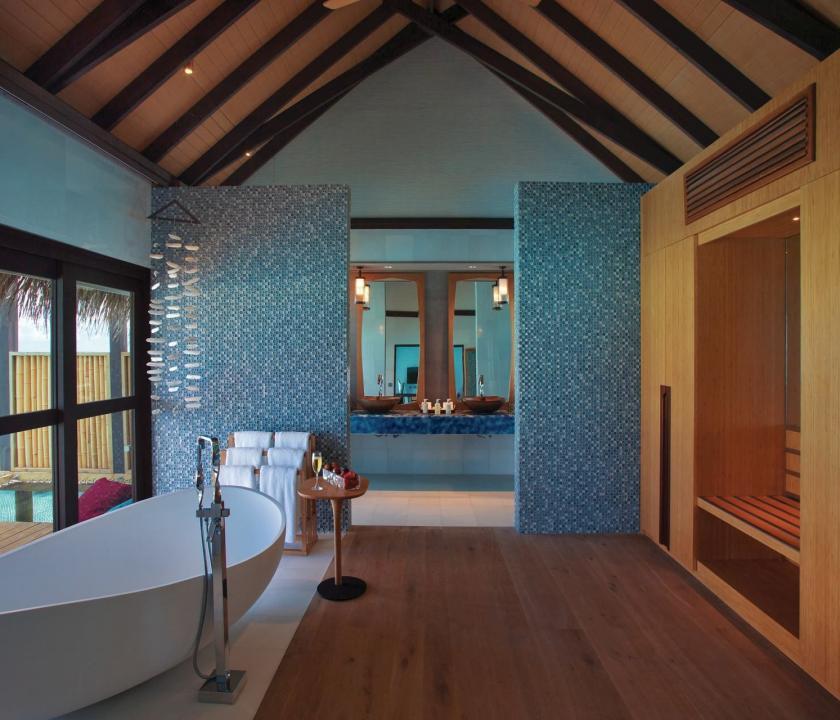 OZEN by Atmosphere at Maadhoo / Wind Pool Villa (Maldív-szigeteki utazások)