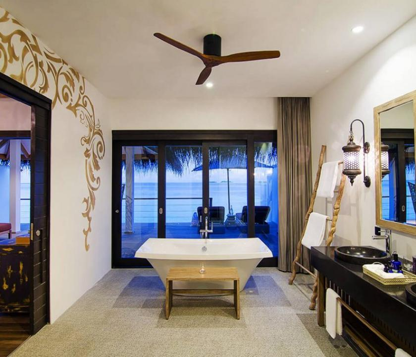 Seaside Finolhu / Lagoon Villa (Maldív-szigeteki utazások)