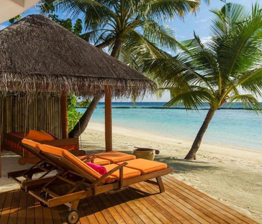 Sun Aqua Vilu Reef Maldives / Jacuzzi Deluxe Beach Villa (Maldív-szigeteki utazások)