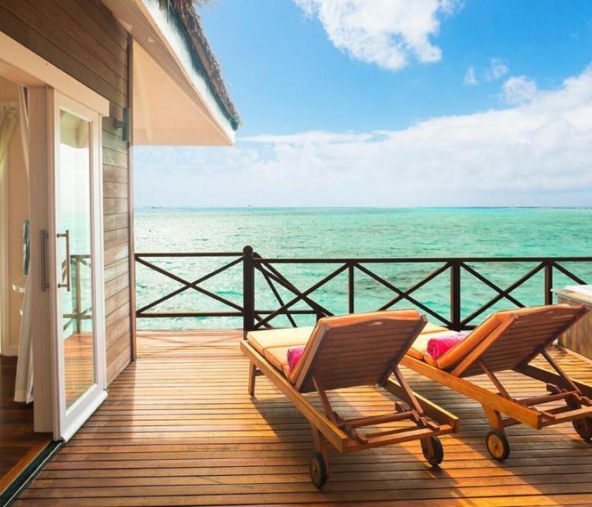 Sun Aqua Vilu Reef Maldives / Reef Villa (Maldív-szigeteki utazások)