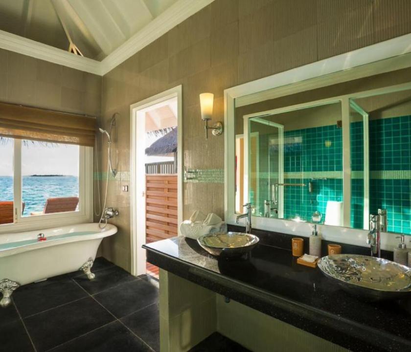 Sun Aqua Vilu Reef Maldives / Aqua Villa (Maldív-szigeteki utazások)