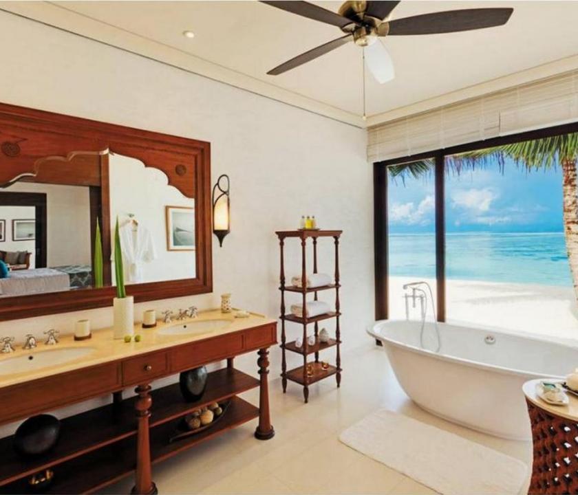 The Residence Maldives / Beach Villa (Maldív-szigeteki utazások)