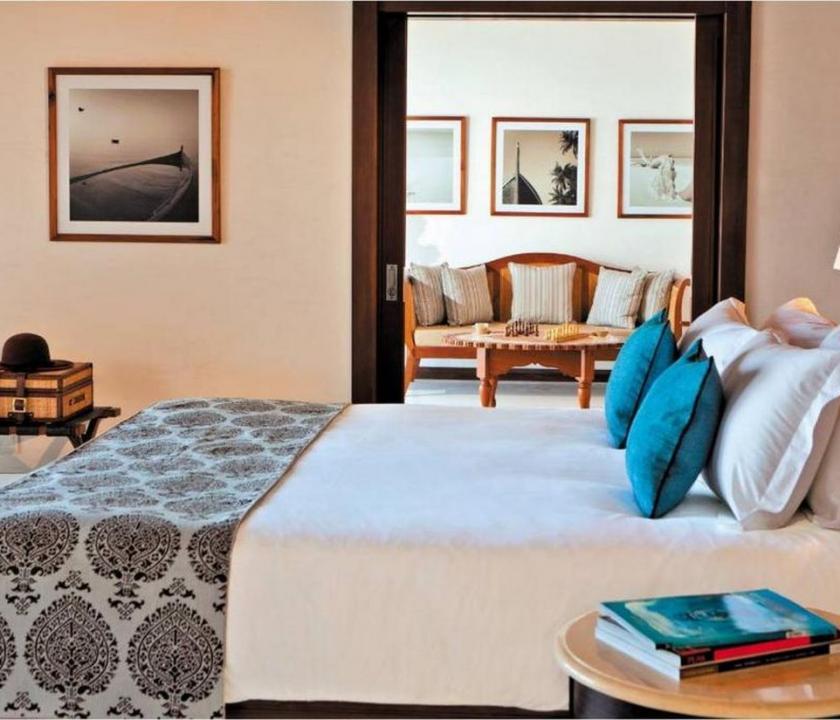 The Residence Maldives / Deluxe Water Pool Villa (Maldív-szigeteki utazások)