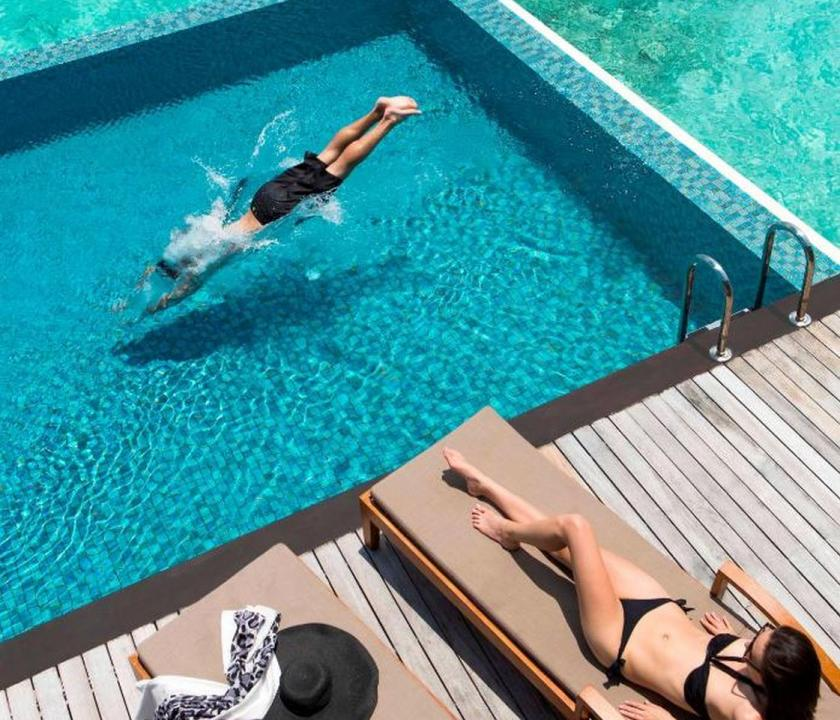 The Residence Maldives / Water Pool Villa (Maldív-szigeteki utazások)