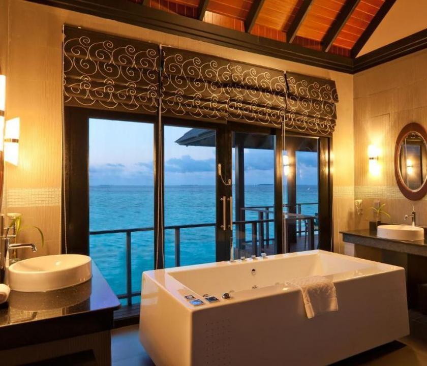 The Sun Siyam Iru Fushi / Water Villa (Maldív-szigeteki utazások)