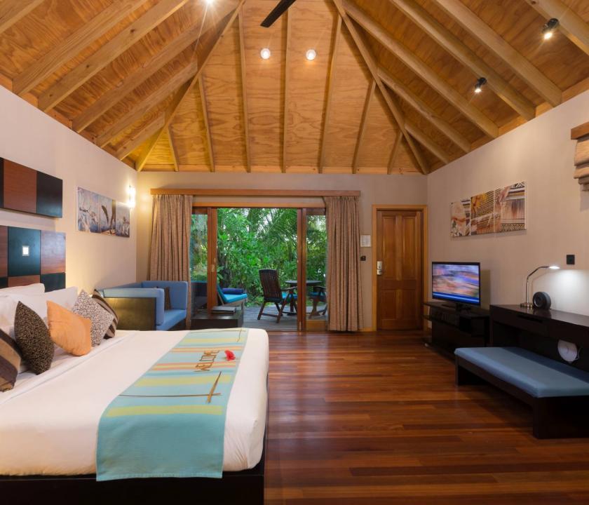 Veligandu Island Resort & Spa / Beach Villa (Maldív-szigeteki utazások)