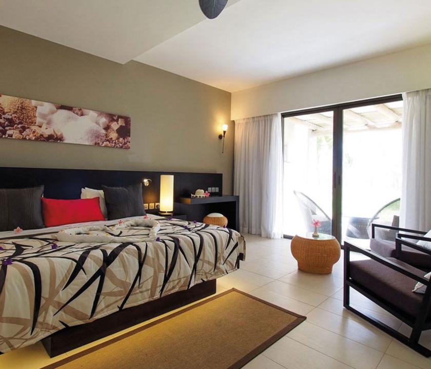 Maritim Crystals Beach Hotel / Superior room - hálószoba (Mauritiusi utazások)