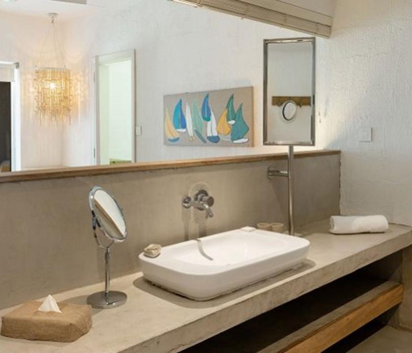 Zilwa Attitude / Family Deluxe room - fürdőszoba (Mauritiusi utazások)
