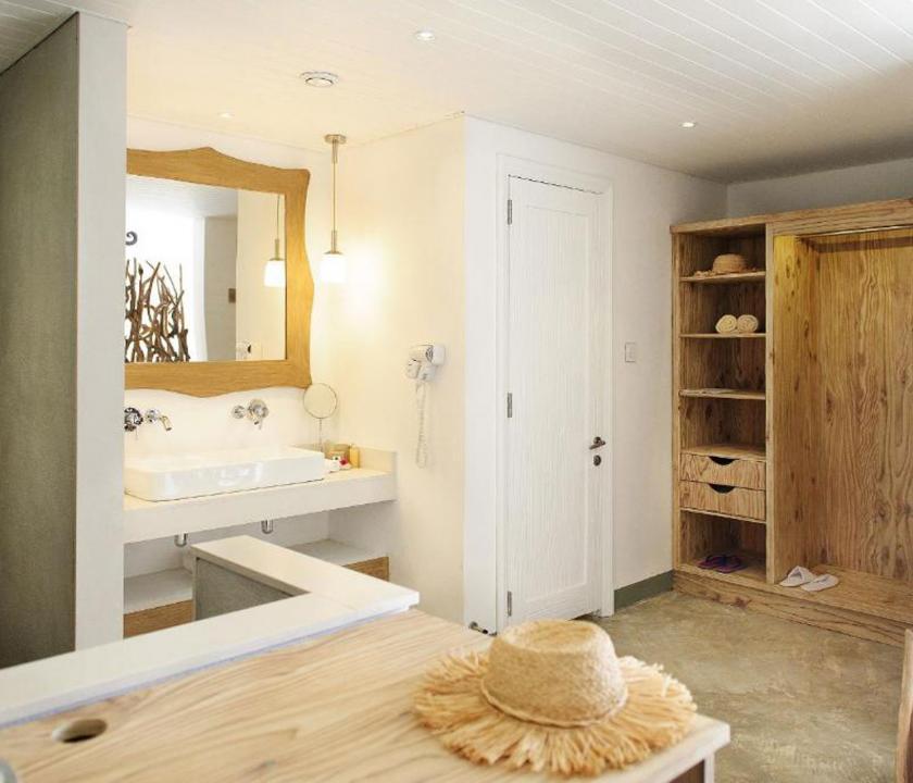 Zilwa Attitude / Couple Junior Suite Beachfront - fürdőszoba (Mauritiusi utazások)