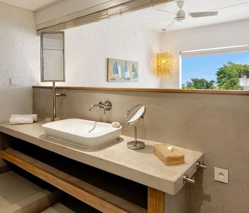 Zilwa Attitude / Superior room - fürdőszoba (Mauritiusi utazások)