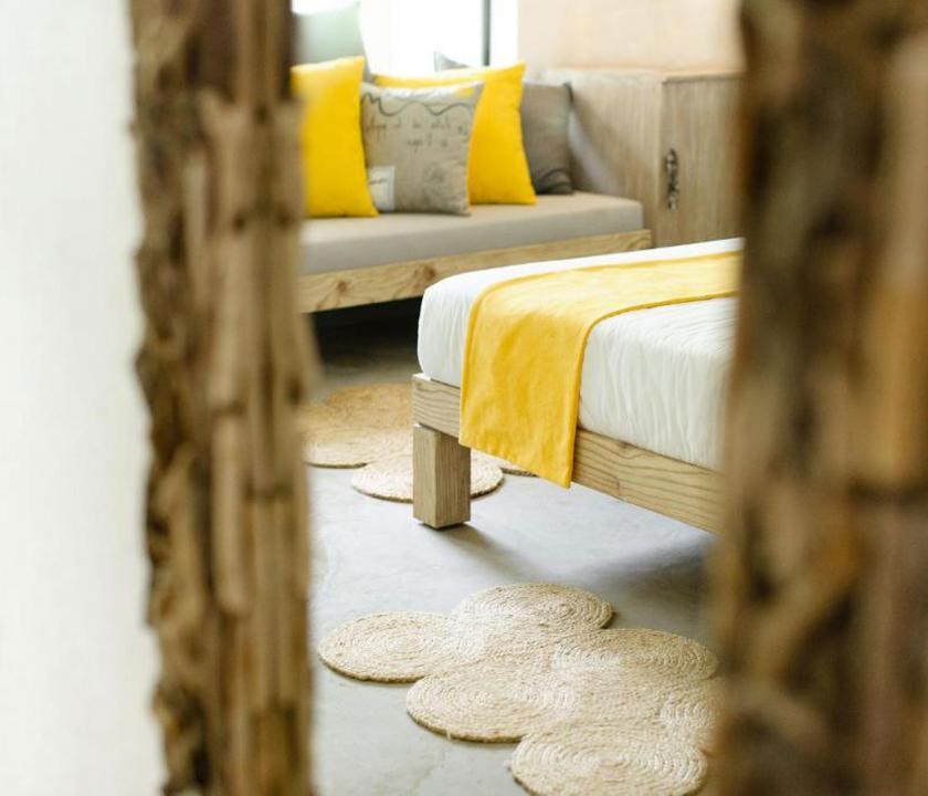 Zilwa Attitude / Superior Sea view room - hálószoba (Mauritiusi utazások)