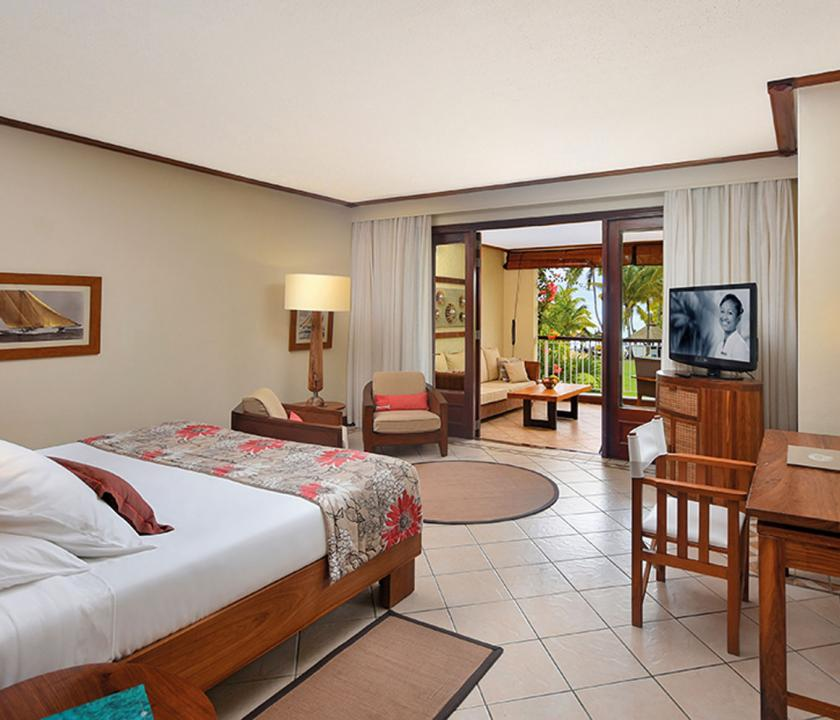Paradis Beachcomber Golf Resort & Spa / Tropical Golf room - hálószoba (Mauritiusi utazások)