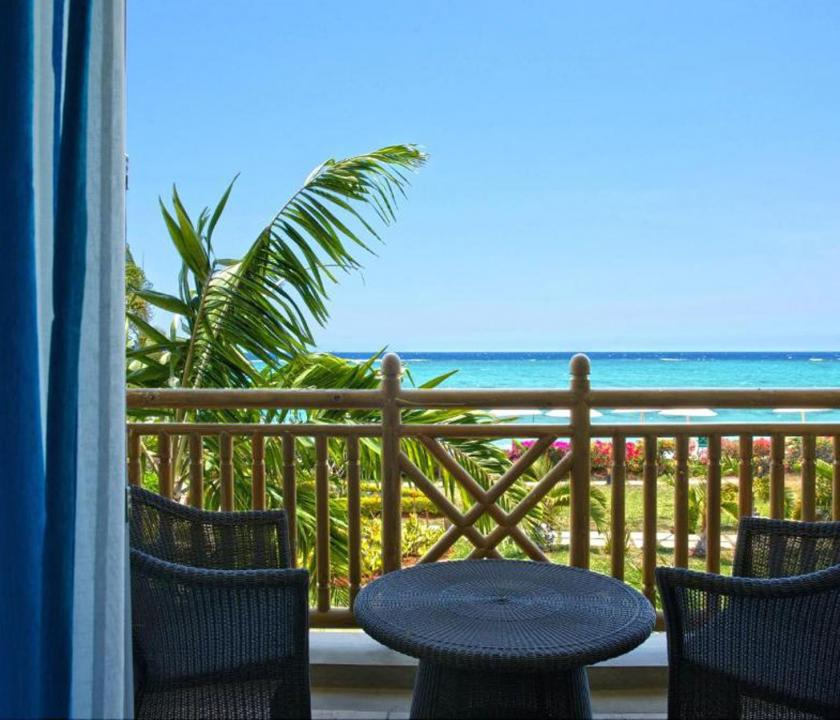 Pearle Beach Resort & Spa / Deluxe Superior room - kilátás a szobából (Mauritiusi utazások)