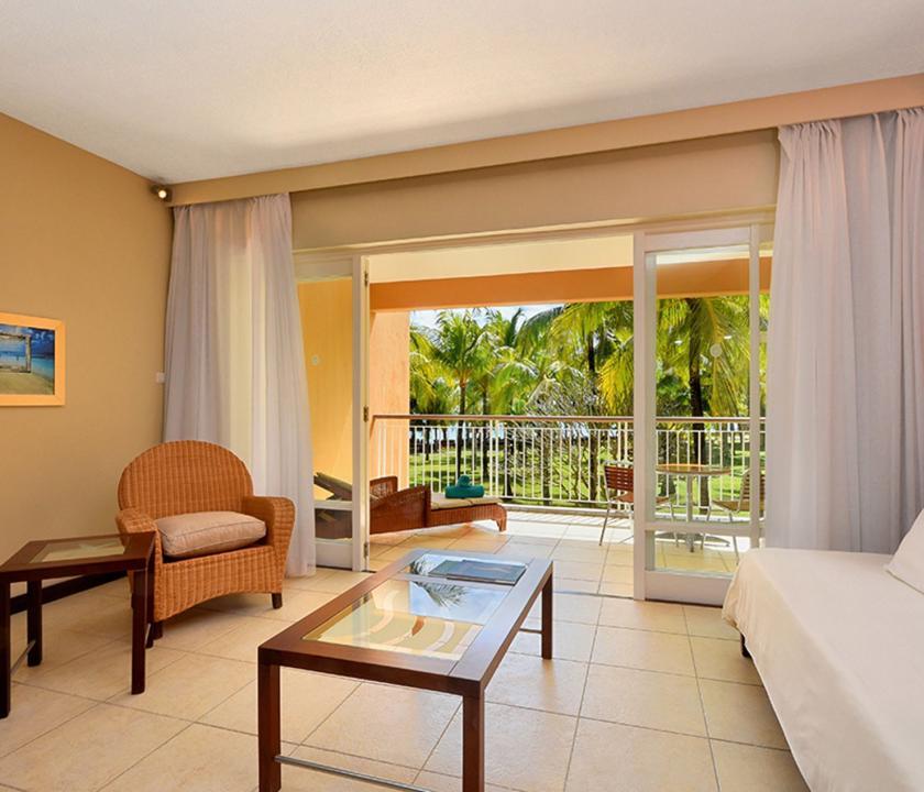 Victoria Beachcomber Resort & Spa / Superior First Floor - hálószoba (Mauritiusi utazások)