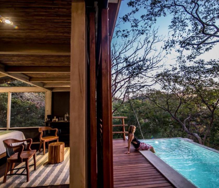 Morgan's Rock Hacienda & Ecolodge / 2 Bedroom villas with Private Pool (Nicaragua-i utazások)
