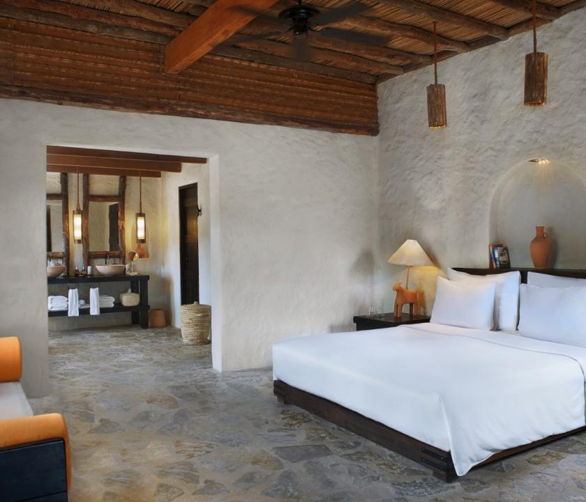 Six Senses Zighy Bay / Pool villa suite (Ománi utazások)