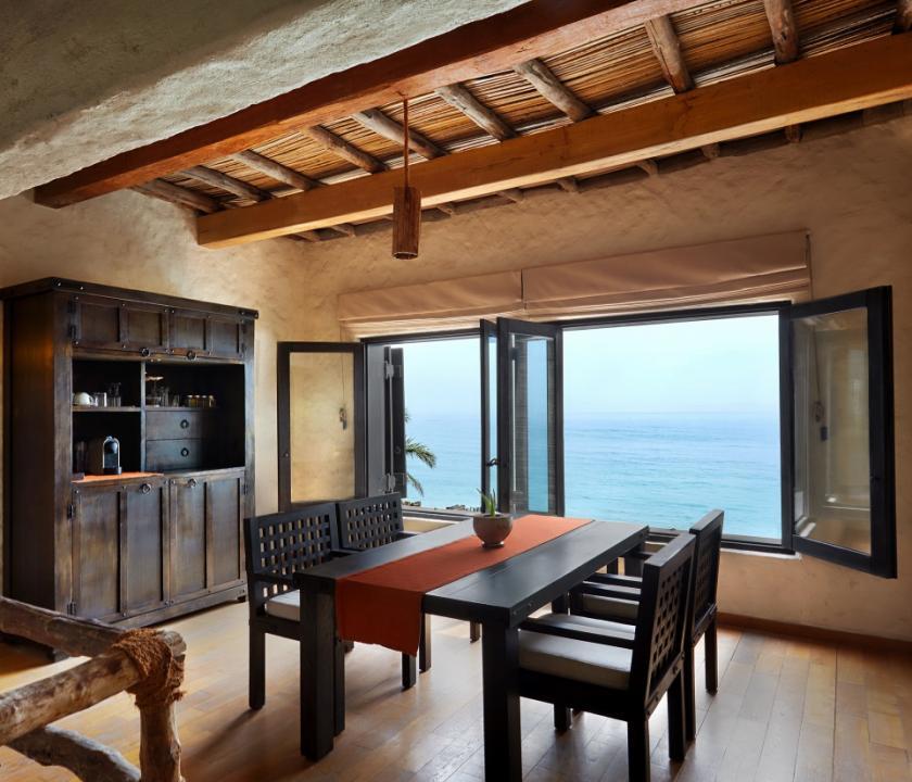 Six Senses Zighy Bay / Duplex 2 Bedroom Spa Pool Villa Suite Beachfront (Ománi utazások)