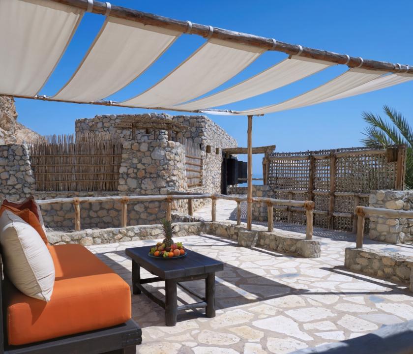 Six Senses Zighy Bay / 4 Bedroom Beachfront Reserve (Ománi utazások)