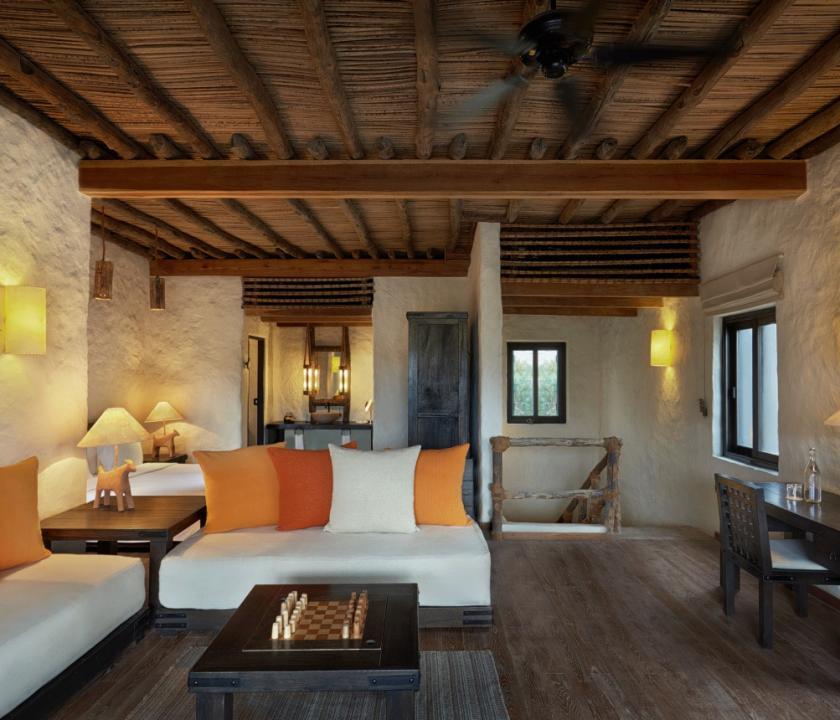 Six Senses Zighy Bay / Duplex 2 Bedroom Pool villa (Ománi utazások)