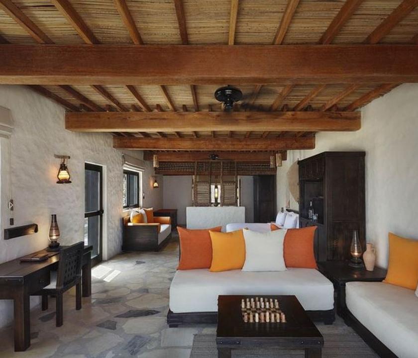 Six Senses Zighy Bay / Duplex 2 Bedroom Spa Pool Villa (Ománi utazások)
