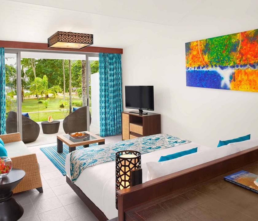 Avani Seychelles Barbarons Resort & Spa / Avani Garden View - 1 (Seychelle szigeteki utazások)