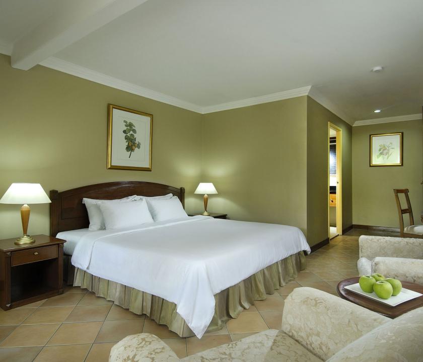 Berjaya Beau Vallon Bay Resort & Casino / Deluxe room - 1 (Seychelle szigeteki utazások)