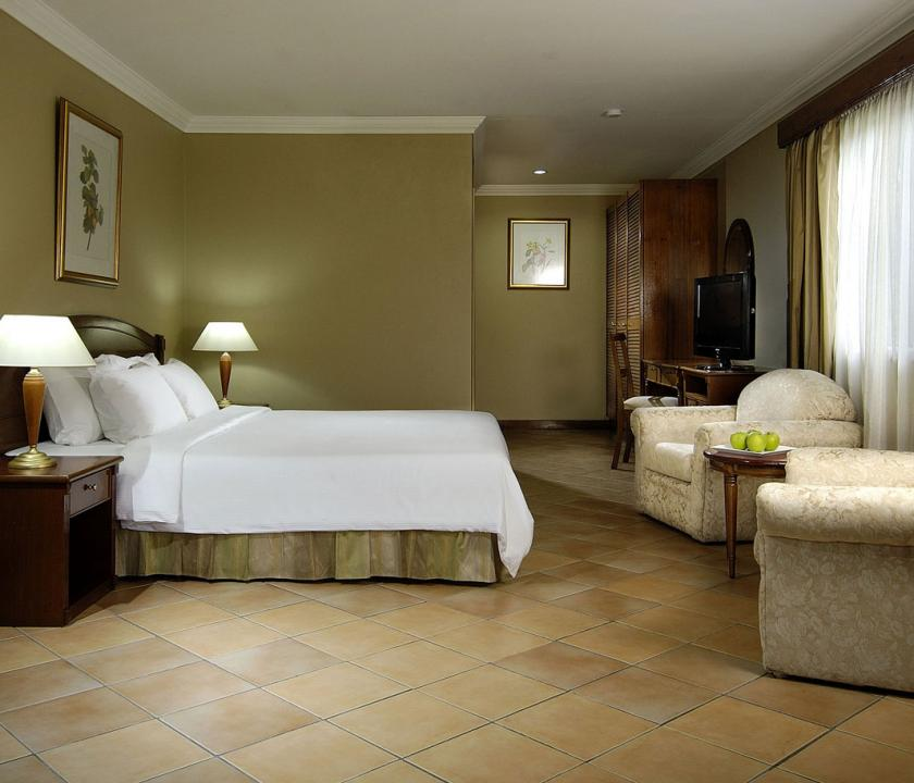 Berjaya Beau Vallon Bay Resort & Casino / Deluxe room - 2 (Seychelle szigeteki utazások)