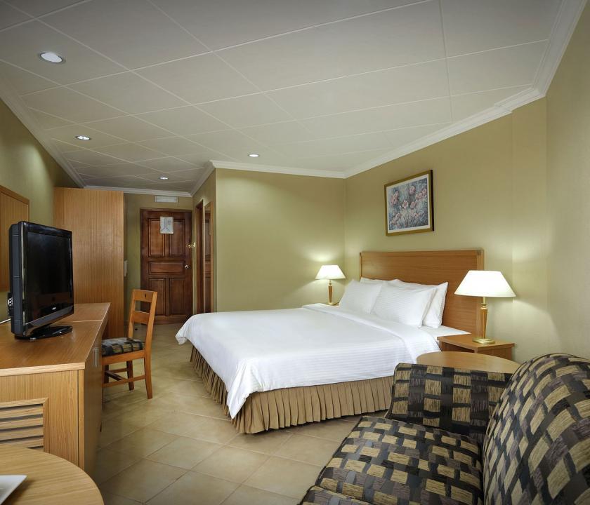 Berjaya Beau Vallon Bay Resort & Casino / Standard room - 2 (Seychelle szigeteki utazások)