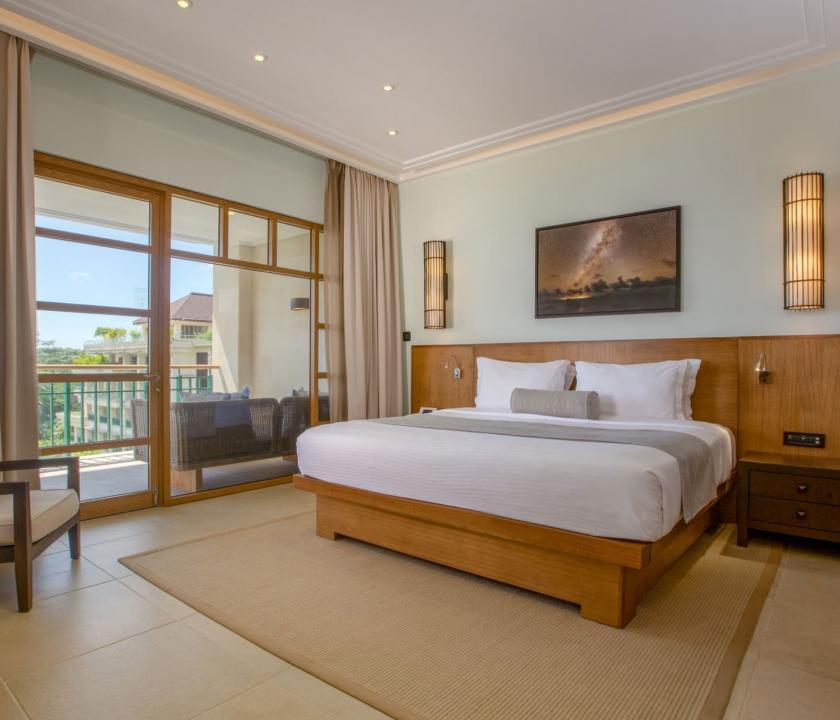 Savoy Resort & Spa / Savoy Suite - hálószoba (Seychelle szigeteki utazások)