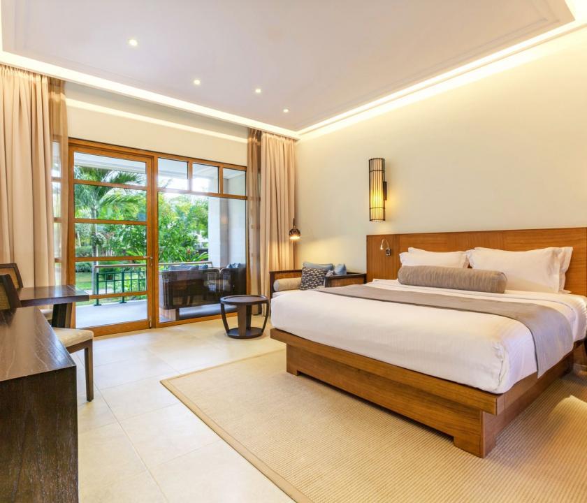Savoy Resort & Spa / Savoy Standard room - hálószoba (Seychelle szigeteki utazások)