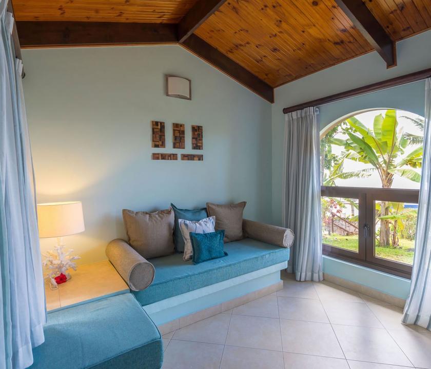 Coco de Mer Hotel & Black Parrot Suites / Standard room - 1 (Seychelle szigeteki utazások)
