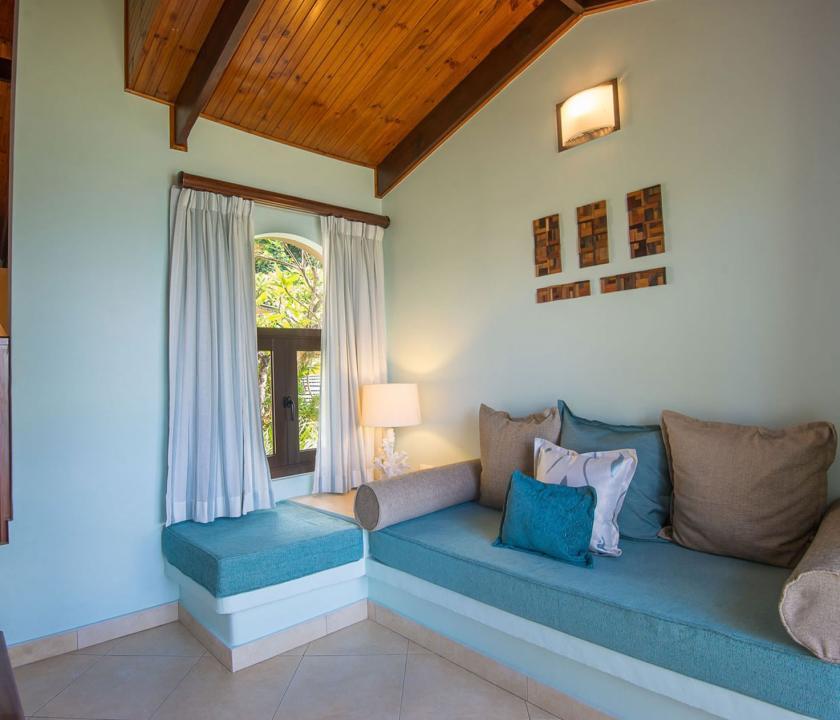 Coco de Mer Hotel & Black Parrot Suites / Standard room - 2 (Seychelle szigeteki utazások)