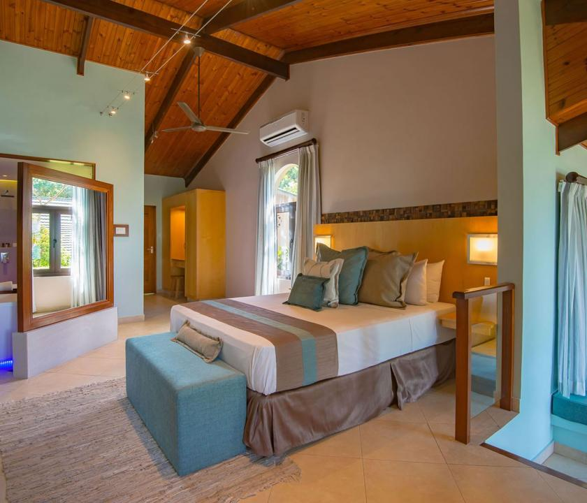 Coco de Mer Hotel & Black Parrot Suites / Standard room - 4 (Seychelle szigeteki utazások)