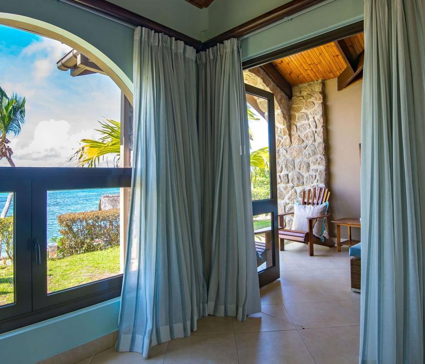 Coco de Mer Hotel & Black Parrot Suites / Standard room - 5 (Seychelle szigeteki utazások)